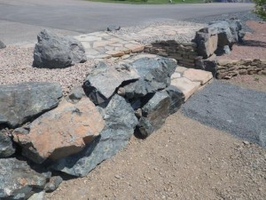 Large ornamental rocks for landscaping, Nova Scotia