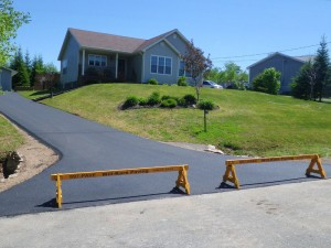 Driveway care and maintenance for asphalt paving
